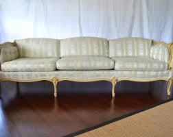 French Provincial Sofa by French Country Sofa Etsy