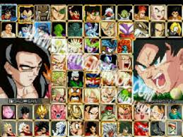 free download dragon ball mugen 2008