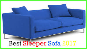 best sleeper sofa 2017 9 honest reviews youtube