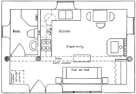 building plans for cabins wilderness cabin plan