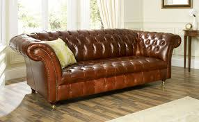 Large Leather Sofa Enchanting Large Leather Sofa Large Sofa Interiorvues