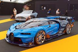 custom bugatti file festival automobile international 2016 bugatti vision gran