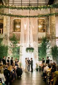 wedding backdrop chagne 15 gorgeous indoor wedding backdrops to try an ethereal curtain