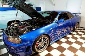 nissan skyline r34 for sale paul walker u0027s nissan skyline gt r from fast u0026furious 4 up for sale