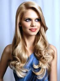pictures of modern long hairstyles with round face