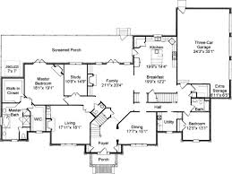 colonial house plan georgian colonial house plans southern colonial house of colonial