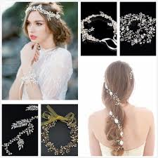 hair bands for women online shop 6 styles charm lace pearl headbands