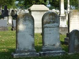cemetery headstones 1800s headstones picture of union cemetery leesburg tripadvisor