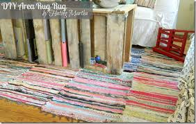 Diy Runner Rug Easy Diy Rug Tutorials For Your Home