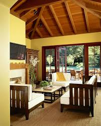 Color Schemes For Living Rooms With Brown Furniture by Decorating With Sunny Yellow Paint Colors Hgtv