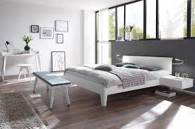 Schlafzimmer Farben Zu Buche Hasena Fine Line Bett Massive Buche Weiß Möbel Letz Ihr Online