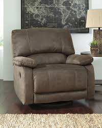 swivel glider chairs living room buy ashley furniture seamus swivel gliding recliner
