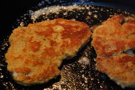 sous vide chicken fried steak with gravy