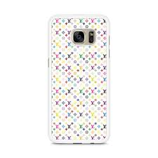 louis vuitton colorful pattern white samsung galaxy s7 edge case louis vuitton colorful pattern white samsung galaxy s7 edge case
