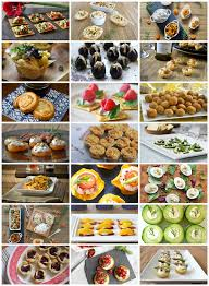 canapes finger food finger foods recipes for entertaining