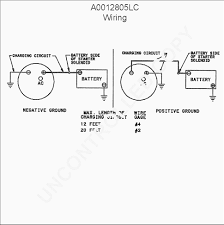 wiring diagrams ford one wire alternator conversion gm wires