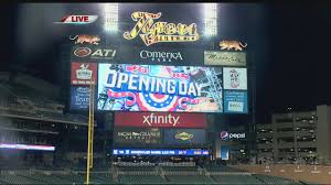 Comerica Park Map Changes To Look For On Opening Day At Comerica Park