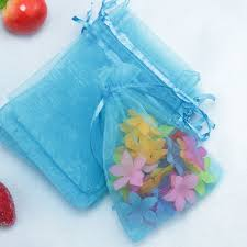 small organza bags best organza bags 5x7 photos 2017 blue maize
