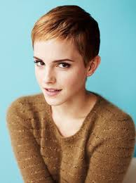 what are the best exles of beautiful women with very short hair