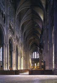 Cathedral Interior Interior Chartres Cathedral Unesco World Heritage Site One Of My