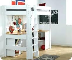 lit mezzanine enfant avec bureau lit enfants mezzanine lit mezzanine avec lit bebe lit enfant