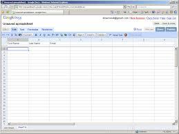 Form To Spreadsheet Skowronek Org Archive Docs Spreadsheet Forms