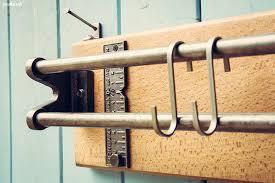 barre pour ustensile de cuisine barre de suspension pour ustensiles de cuisine vendue