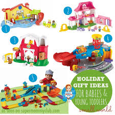 stuffers for toddlers and other gift ideas