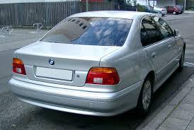 bmw e39 rear file bmw e39 rear 20071114 jpg wikimedia commons