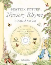 beatrix potter rabbit nursery beatrix potter nursery rhyme book and cd rabbit