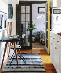 apartment therapy how one new yorker lives large in only 300 square feet refinery 29