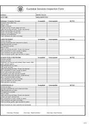 Home Inspection Checklist Form by Home Inspection Report Template Template Idea