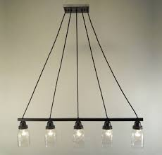 Linear Chandelier With Shade 8 Light Linear Chandelier In Brushed Nickel Circolo Collection