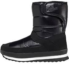 womens boots uk look rubber duck womens iceberg boots black look uk 8 40 41