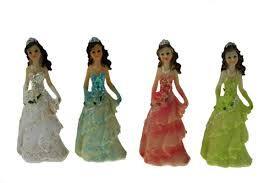 quinceanera dolls 3 5 quinceanera de poli resina pequena