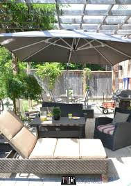 diy cedar patio table 100 things 2 do