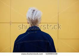 short hair from the back images short hair back stock images royalty free images vectors