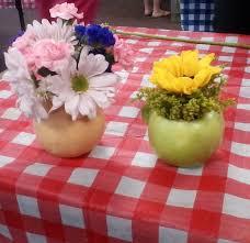 fruit centerpieces summer themed centerpieces thriftyfun