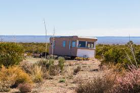alamogordo new mexico desert pink trailer our ruins