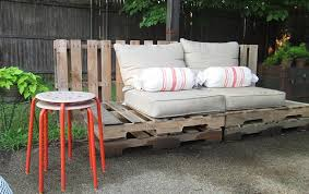 garden furniture made from pallets pallet recycling from s heap