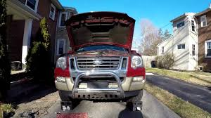 Ford Explorer Off Road Parts - how to 2006 2010 ford explorer fog light housing replacement w