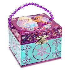 Boite A Musique La Vie En Rose Amazon Com Anna And Elsa Musical Jewelry Box Frozen Toys U0026 Games