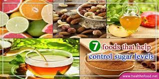 diabetic diet 7 foods that help control sugar levels