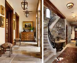 rich home interiors stunning entries the walls and floor with rich wood