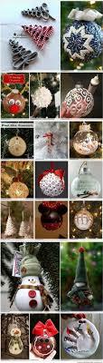 25 unique ornaments ideas on diy