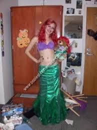 Mermaid Halloween Costume 62 Disney Princess Costumes Images Disney