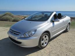 peugeot 307cc 1 6 for sale in javea costa blanca spain