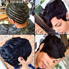 different hairstyles for black short hairstyles with weave short