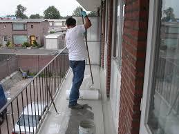 balkon isolieren galerij en balkon ophoging projecten blom flooring systems