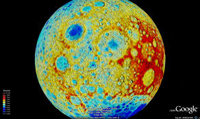 Moon Map Moon Maps Universe Today